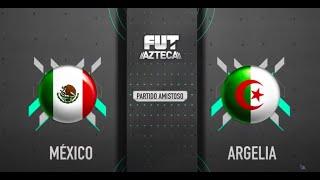 Resumen y goles | México 2-2 Argelia | Amistoso Internacional Fecha FIFA