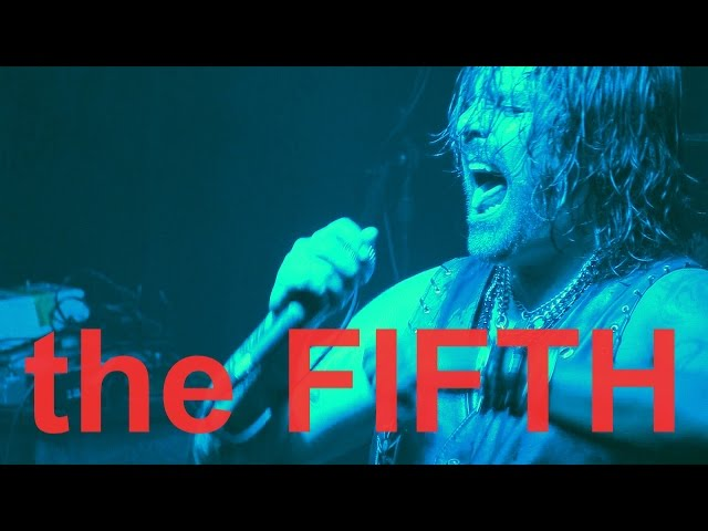THE FIFTH The Gift live Aug 8, 2015 Raleigh, NC