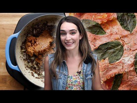Delicious Vegan Lasagna By Merle