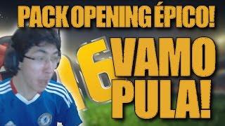 VAMO PULA!! - Pack Opening DELÍCIA FIFA 16 Ultimate Team