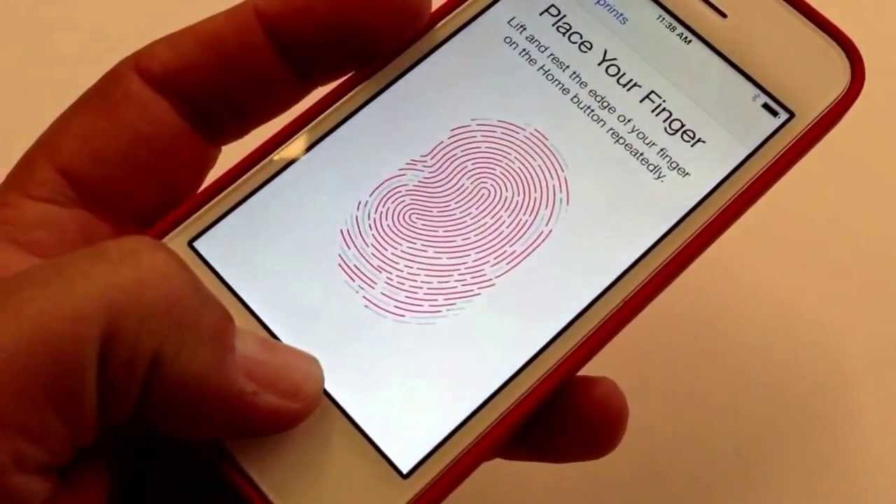 fingerprint scanner iphone on with iphone 5s touch id fingerprint scanner 10597