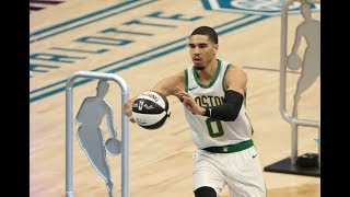 Jayson Tatum's Full Skills Competition Performance | 2019 NBA All-Star