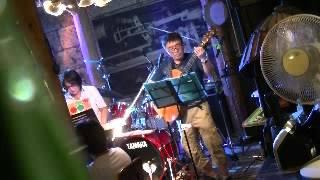 2015.08.08 At the cafe bonnard 作詞:松山 猛 作曲:加藤 和彦 唄:サ...