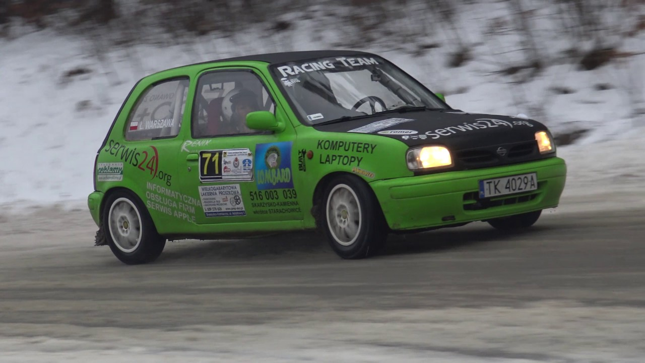 W superbly Micra K11 CG10DE KJS SUPEROES KIELCE - YouTube EP53