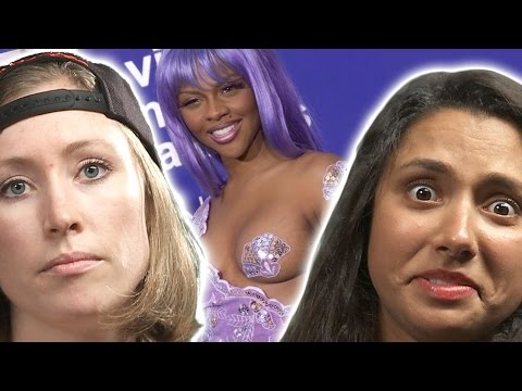 Women Try Pasties For The First Time thumbnail