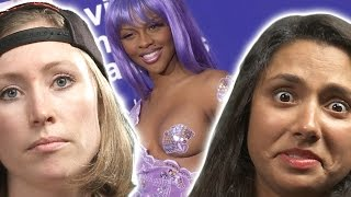 Women Try Pasties For The First Time