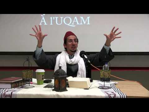 Shaykh Hamdi Ben Aissa - Livre de la science (Imam al-Ghazali) - Cours 2
