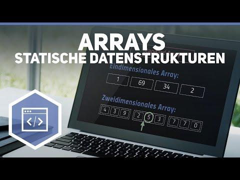 Download Youtube: Arrays (Theorie) - Statische Datenstrukturen
