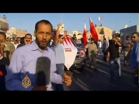 Protests roil Bahrain after report's release