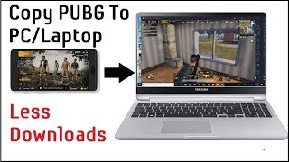 How To Copy PUBG From Mobile To PC Tencent Emulator