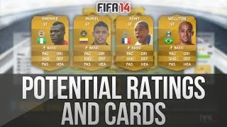 FIFA 14 Ultimate Team | Potential Cards & Ratings - Emenike, Rémy, Muriel and Welliton