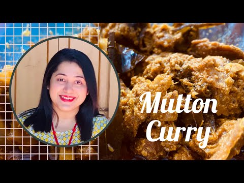Mutton curry //