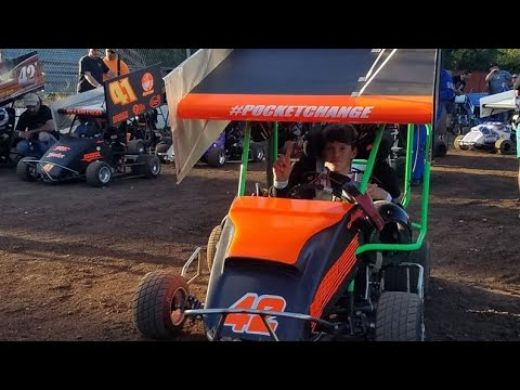 Points race #6 at cottage grove speedway