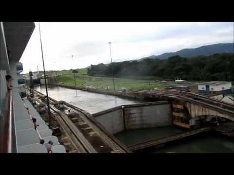 Caribbean Cruise (Part 4) - Panama Canal
