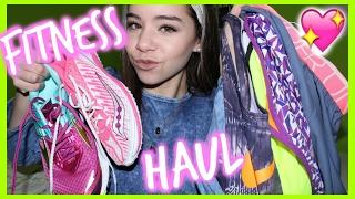 Fitness/Athletic Clothing & Running Shoe Haul!