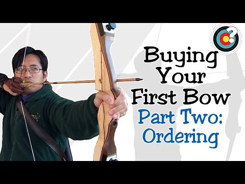 Archery | Buying Your First Bow #2 - How to Purchase Online