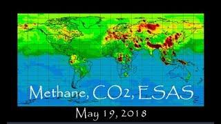 Methane, CO2, ESAS - weekly update (May 19, 2018)