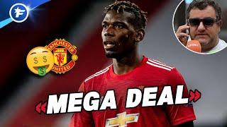 Manchester United va faire sauter la banque pour Paul Pogba | Revue de presse