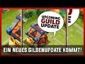 Ein neues Gildenupdate kommt! | Castle Clash [Deutsch]