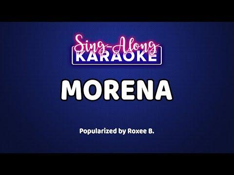 Morena - Roxee B. [Official Sing-Along Version]