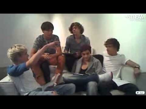One Direction Ustream Chat 23 July 2011 Part 2