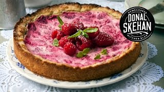 How To Make... Raspberry Goddess Pie...