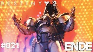 Destiny 2 #021 - Das finale Ende - Let's Play Destiny 2 Deutsch / German