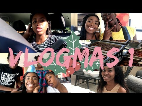 VLOGMAS #1: I AM MOVING HOME! | South African YouTuber