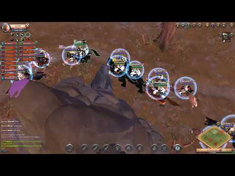 ALBION ONLINE: Team Casualty RESET DAY War