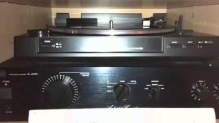"""Anna Jantar - """" Będziesz mój """" na gramofonie Dual DT 210 USB"""