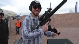 Daniel Defense V11 Pro AR-15: SHOT Show 2015