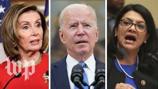 Democrats at odds over recent Israeli-Palestinian violence