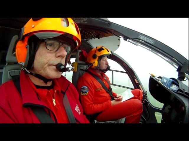 Vie opérationnelle d'une base hélicoptère de la Sécurité Civile