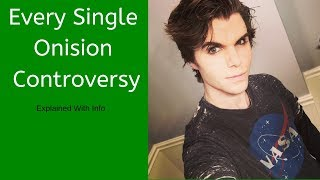 Download EVERY ONISION CONTROVERSY EVER: Explained w/ Info Mp3 and Videos