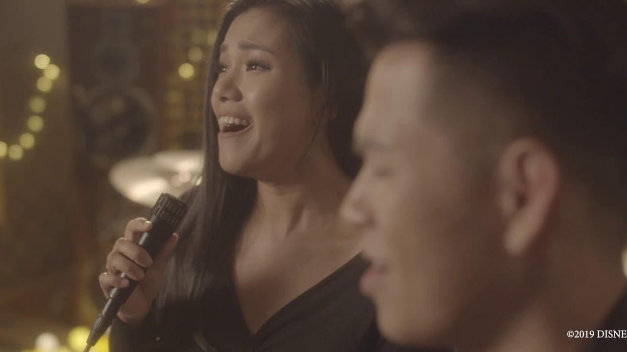 LION KING - VUA SƯ TỬ| Phương Vy và Hồ Trung Dũng  - Can You Feel The Love Tonight?