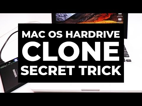 Mac Secret Trick