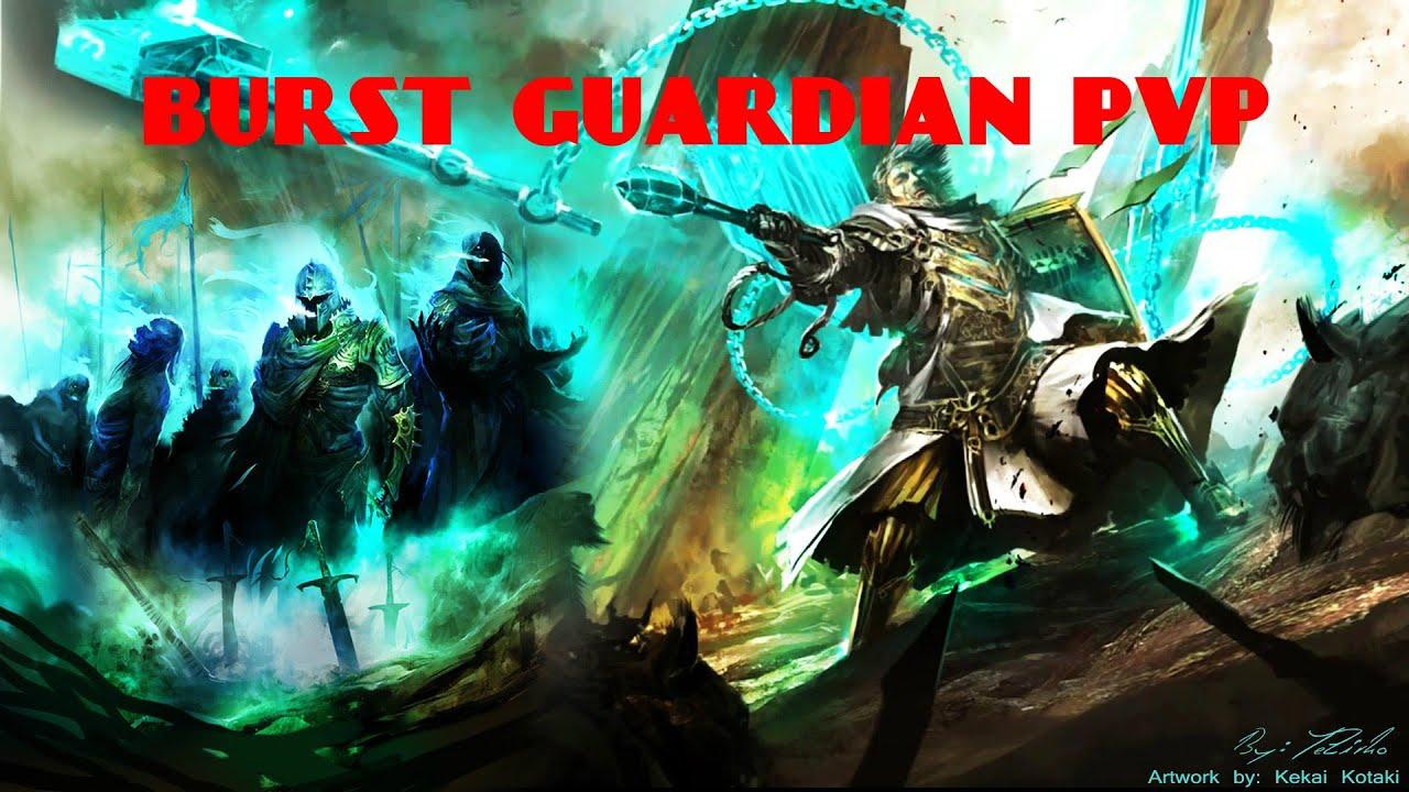 Guild Wars  Pvp Build Guardian