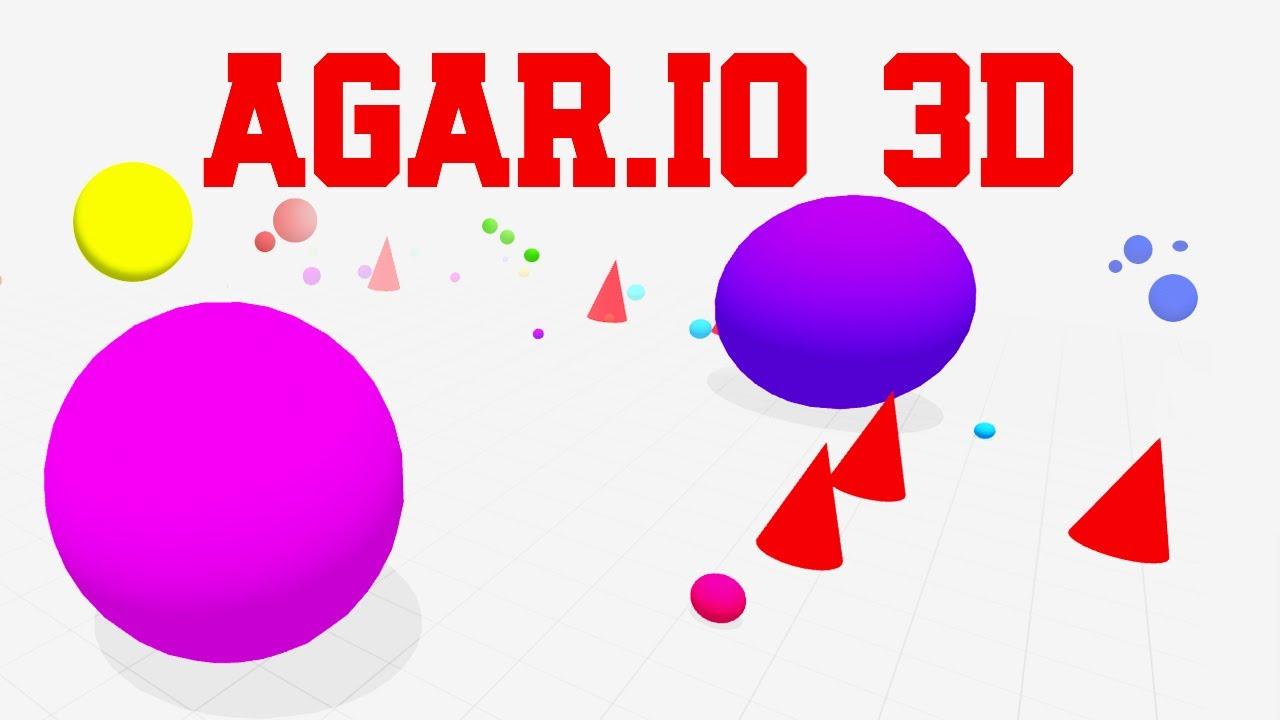 3d Agar Io