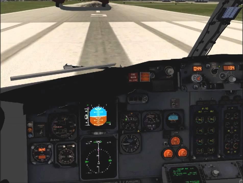 IXEG 737-300 Autopilot Operations - Part 1