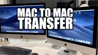 2 Ways To Traฑsfer Files From A Mac To A Mac