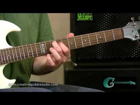 Guitar Lesson: Hard Rock Double-Stop Riffs