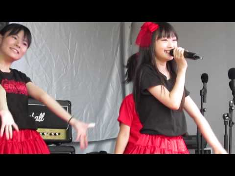 SCK GIRLS 『You&Me~Never Land』20150906 SAME ROCK FES
