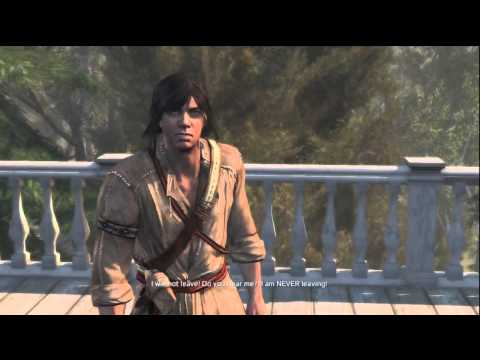 Assassin's Creed 3 - Meeting Achilles