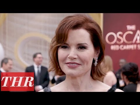 Geena Davis On The Lack Of Female Director Nominations | THR
