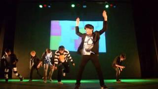 "029 DN ADDICTION ""FANTASTIC K POP SHOW"" GOLD EDITION 10 08 2014"