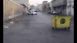#! تفحيط حواري في حئ الجراديه الرياض LANE DRIFTING IN SAUDIA ARABIA ALJARADIAH