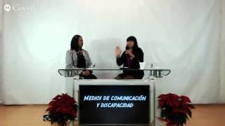 Medios de comunicación y #discapacidad