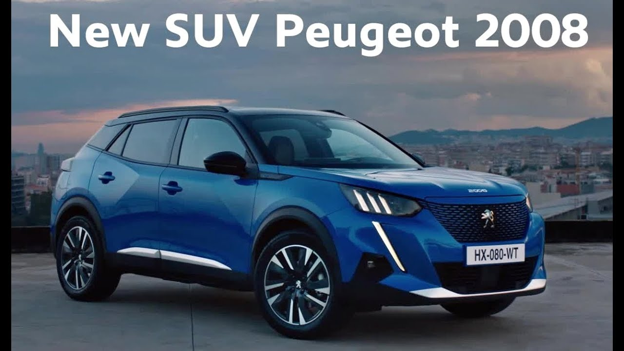 Peugeot 2008 Suv >> 2020 Peugeot 2008 And E 2008 Suv