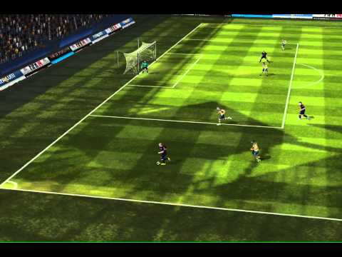 FIFA 14 iPhone/iPad - LongLiveTedGang vs. Leeds United