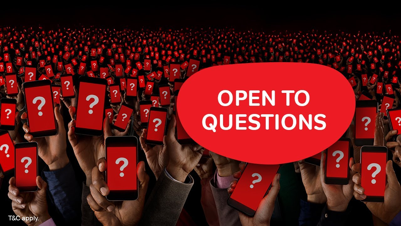 Airtel - Open to questions